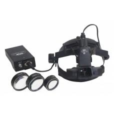 Офтальмоскоп налобный бинокулярный Швабе НБО 3-01